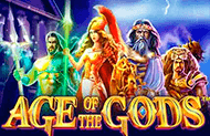 Слот Age Of The Gods на деньги