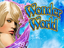 В казино онлайн автомат Wonder World