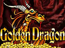 Играть в онлайн автомат Golden Dragon в казино