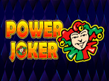 Онлайн 777 автомат Power Joker
