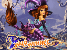 777 автомат Wild Witches